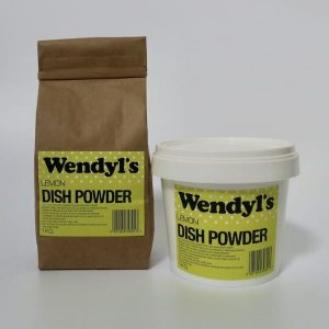 natural dish wash powder