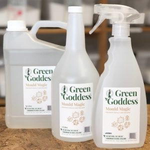 Green Goddess mould magic mould inhibitor in three sizes
