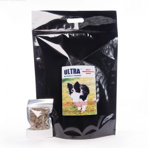 natural dog food minis