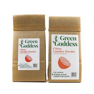 Natural Laundry Powder citrus