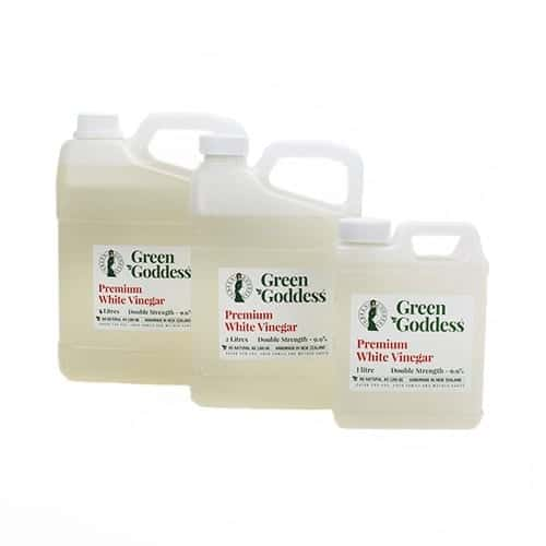 double strength cleaning vinegar