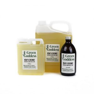 unscented castile soap