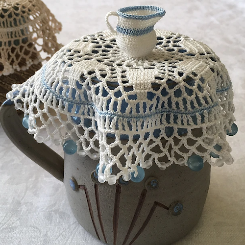 jug cover pattern with jug