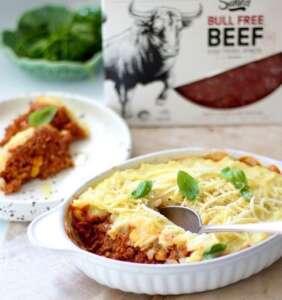sunfed no bull vegan shepherds pie
